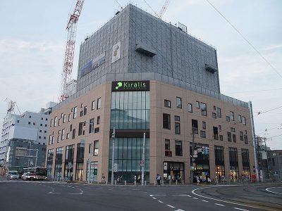 1階暫定開業時 2016年7月